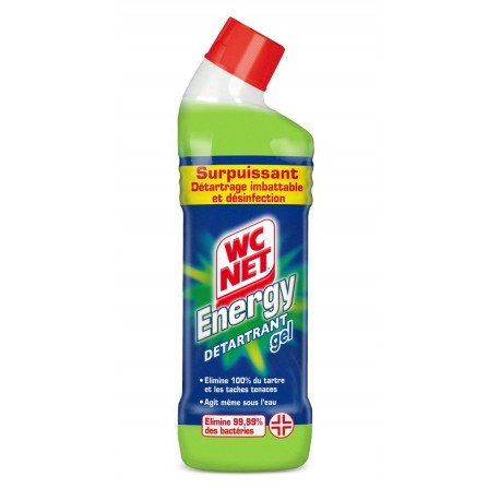 Détartrant Gel WC Net Energy 750ml